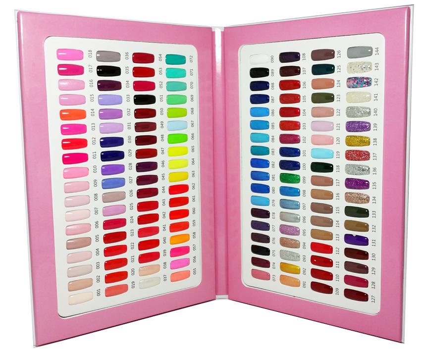 Chisel Nail Powder Color Chart Irfandiawhite Co
